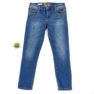 KUT from the kloth Emma Ankle Skinny Jeans size 6
